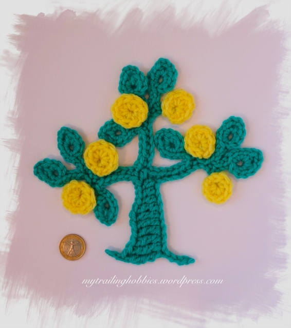 Crochet-Lemon-Tree-Motif