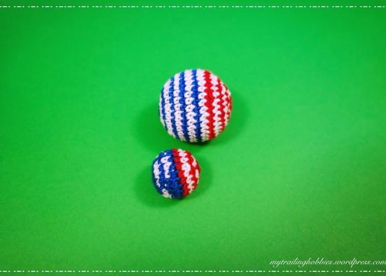 DIY crochet beads
