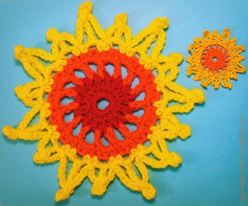 Crochet-Sunshine