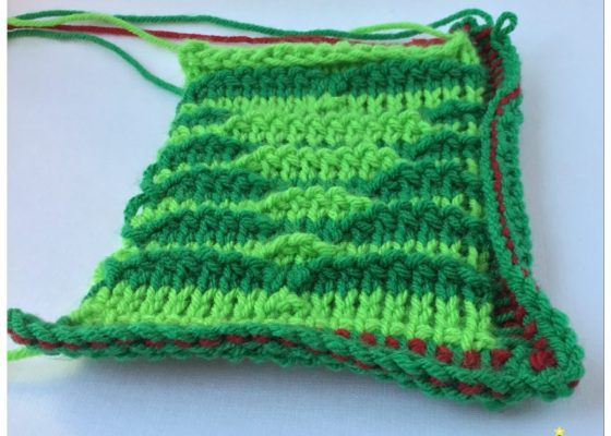 Illusion Crochet - mytrailinghobbies - my trailing hobbies