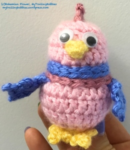 Crochet Chick (c) Bohemian Flower My Trailing Hobbies