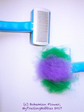 Spinning Yarn on a Pencil 9