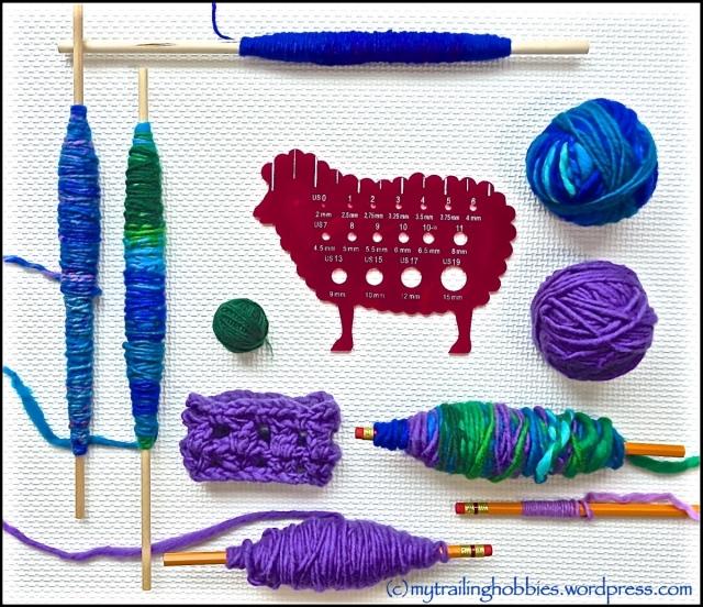 HandSpun Yarn 1