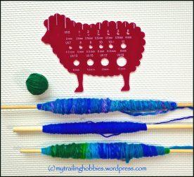 HandSpun Yarn 4