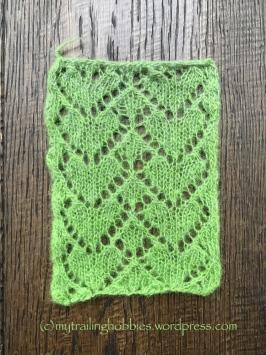 Lace Hearts - Lace Knitting