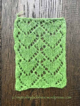 Lace Hearts - Lace Knitting