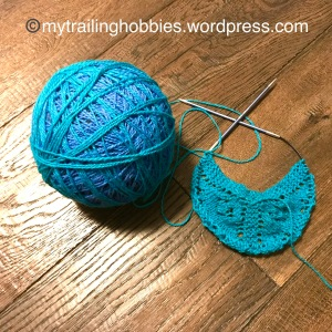 Ball of Yarn, handwound - mytrailinghobbies.wordpress.com